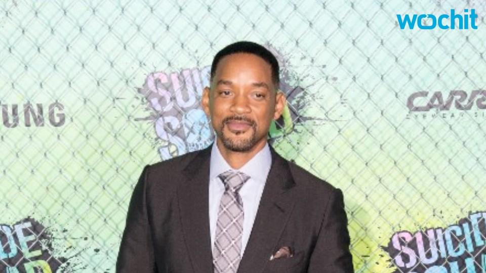 Will Smith Rips Donald Trump on 'Suicide Squad' Press Stop