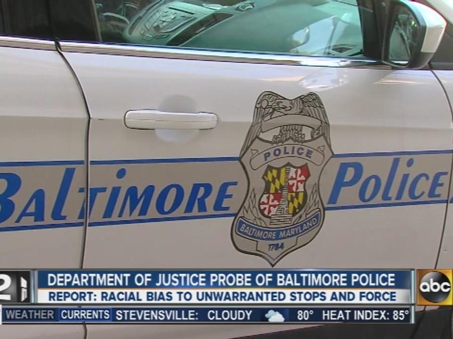 DOJ Investigation finds BPD used discriminatory practices, made unconstitutional arrests