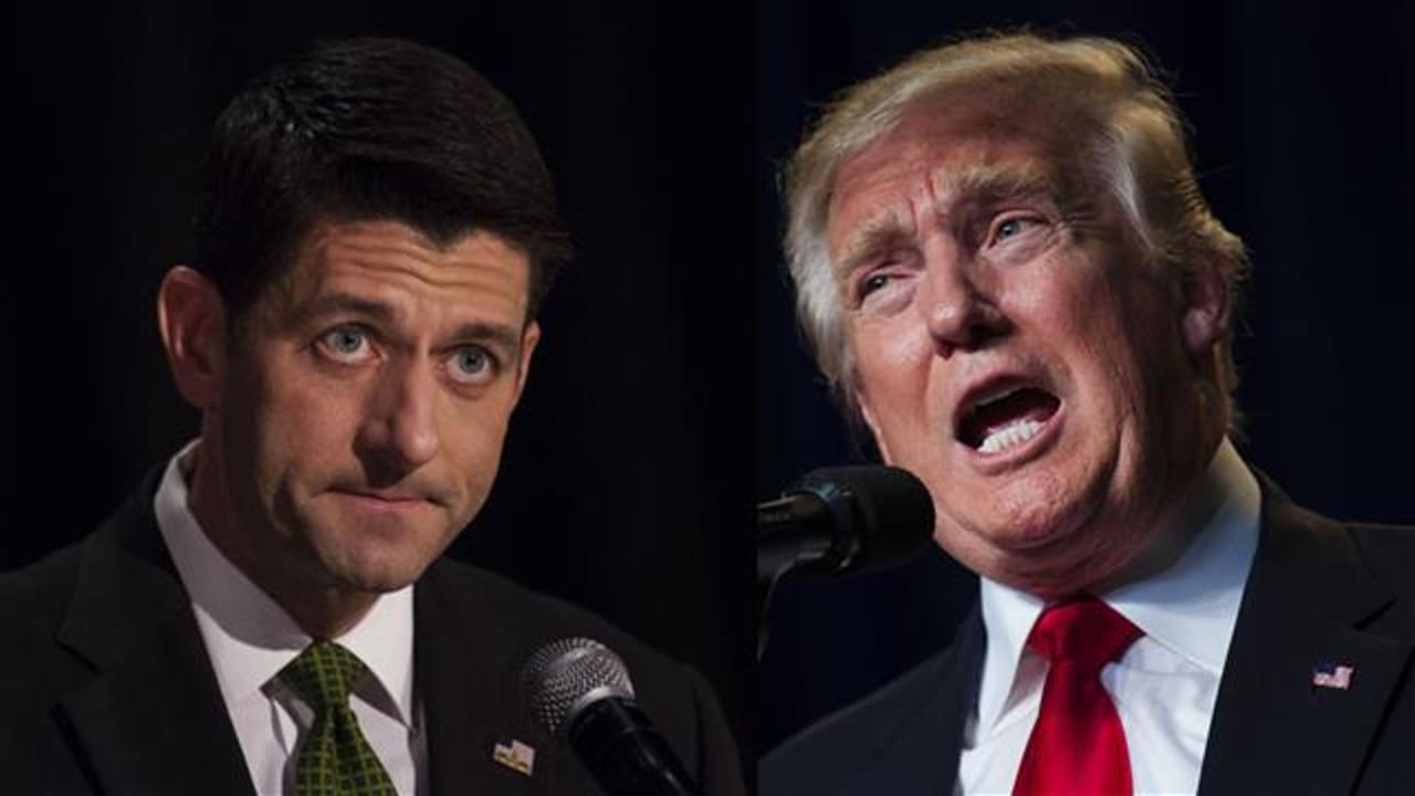 Paul Ryan: Trump's Gun Remarks a 'Joke Gone Bad'