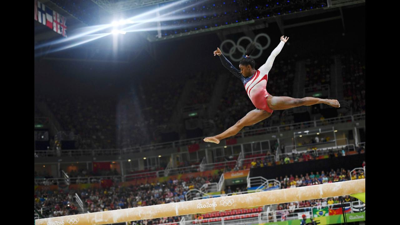 5 facts you need to know about Simone Biles