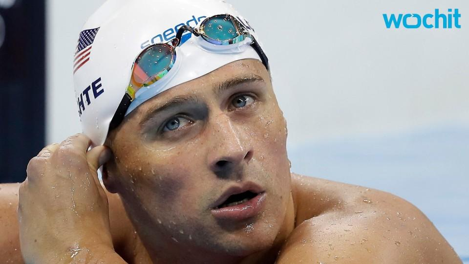 Ryan Lochte's Olympic Inspiration Will Make You Cry!