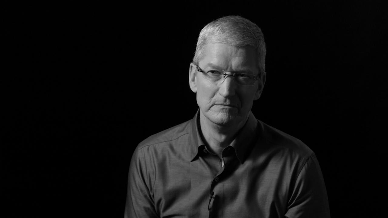 Tim Cook: 'The Job Itself Is a Lonely Job'