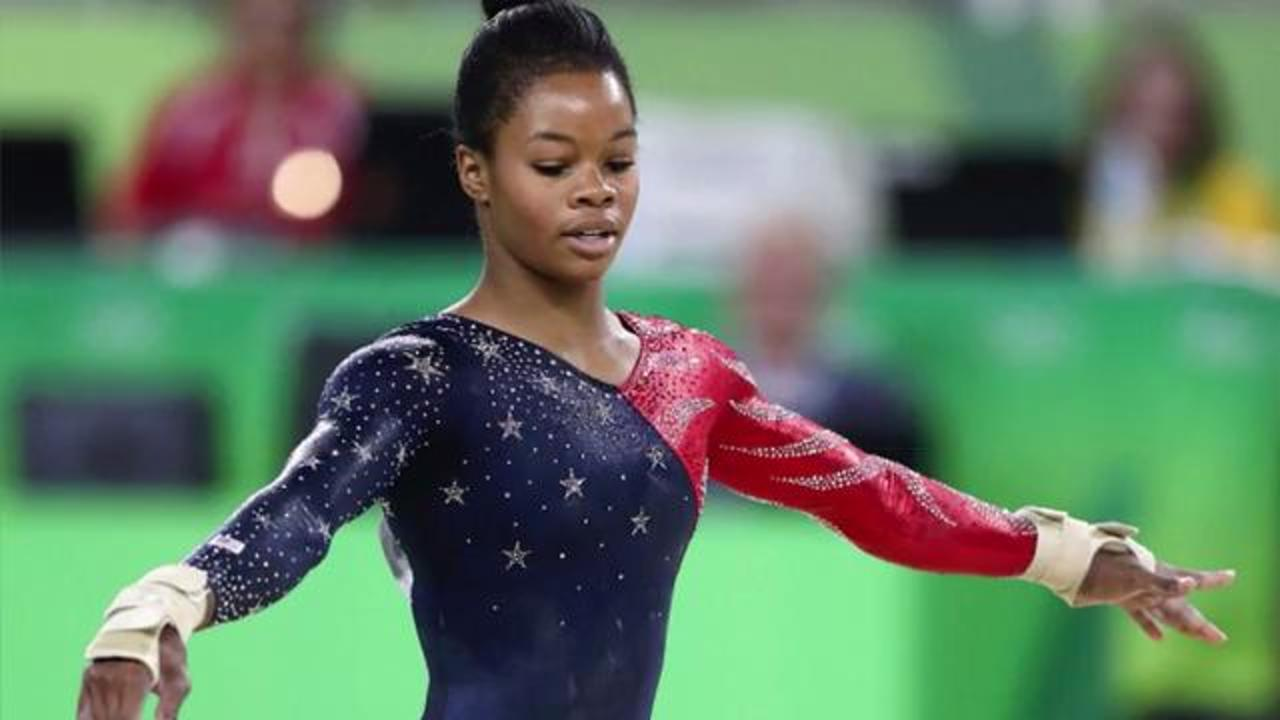 Gabby Douglas Responds to National Anthem Controversy