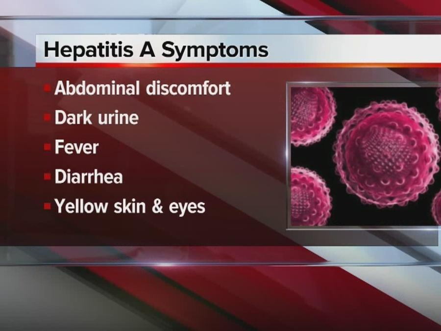 Hepatitis A symptoms