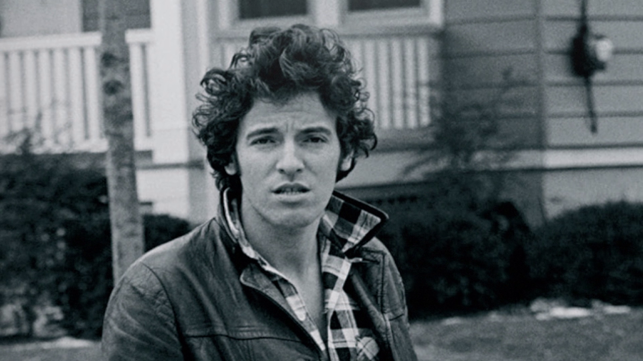 BORN TO RUN, the memoir by Bruce Springsteen