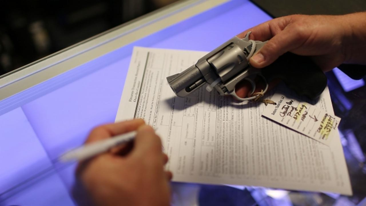 How Many Guns are Sold Without a Background Check?