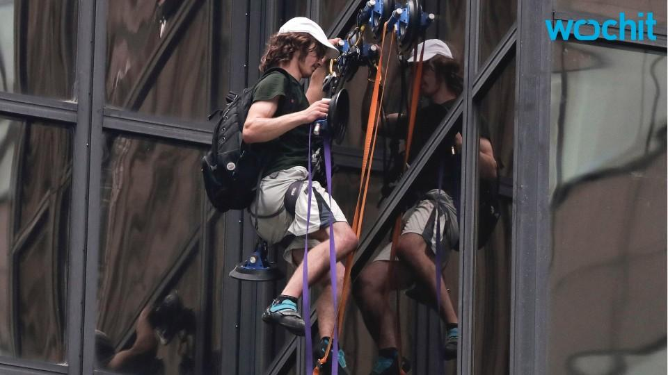 Man Who Scaled Trump Tower Just Wanted A Meeting