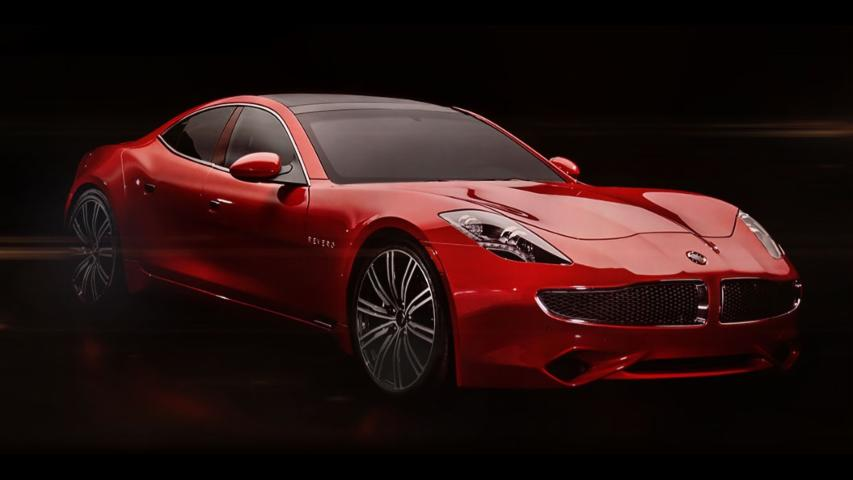 Karma Revero Revealed Along With Solar Roof That Powers