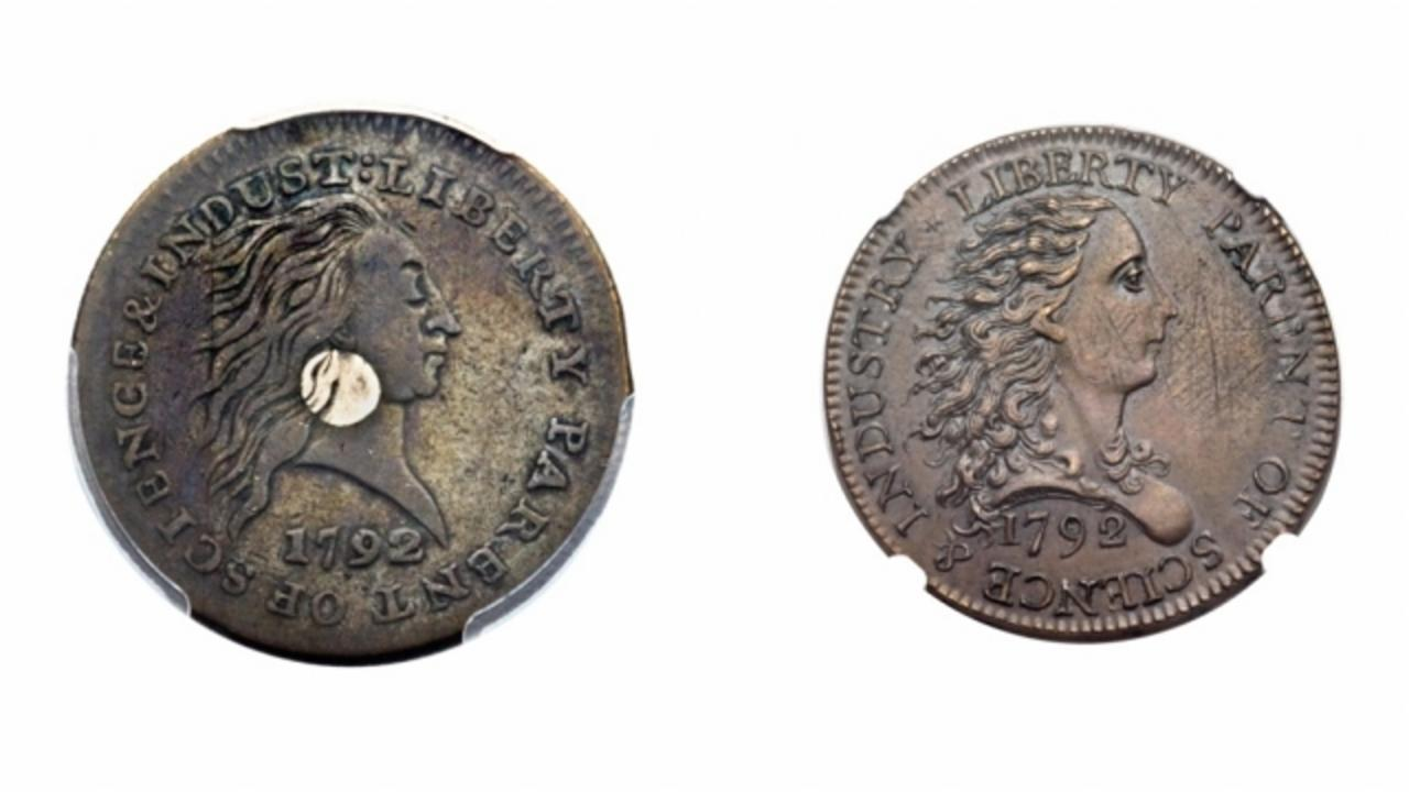 2 Rare Pennies Sell For Nearly $870,000 at Coin Auction