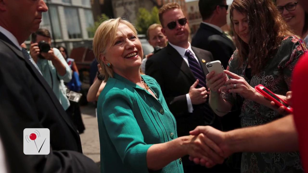 Hillary Clinton Prepares to Release 2015 Tax Returns
