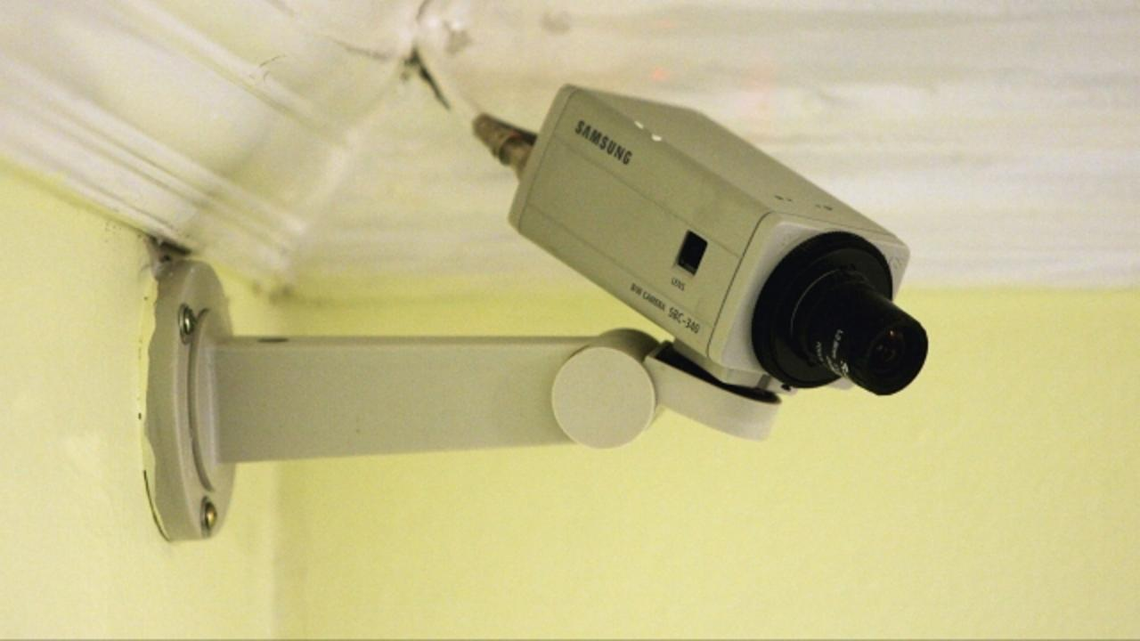 Mom Finds Security Camera Footage of Daughters  Room Online. Mom finds video of young daughters  bedroom on live streaming