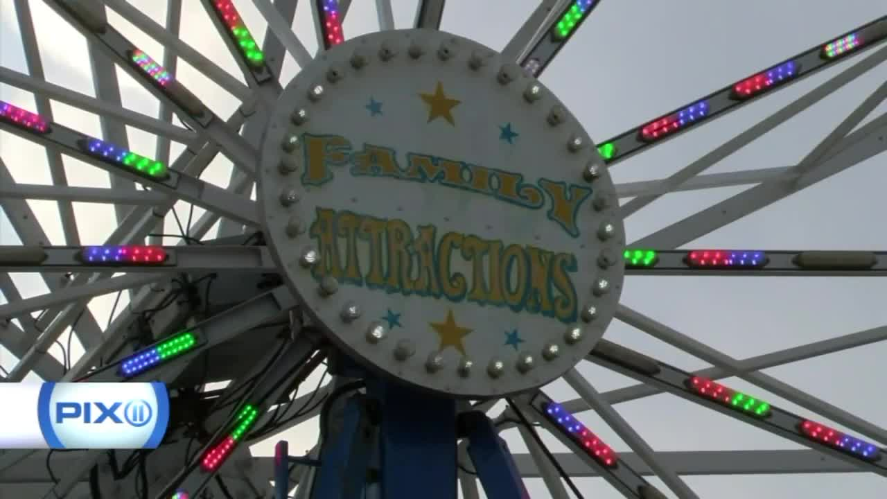 Child Falls From Roller Coaster at Idlewild Amusement Park
