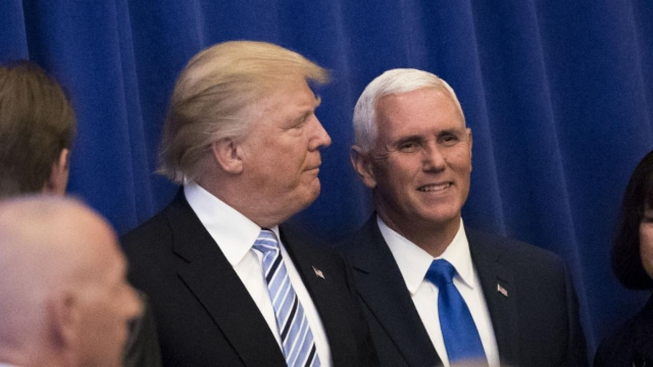 Mike Pence Tones Down Trump's 'Founder of ISIS' Comment