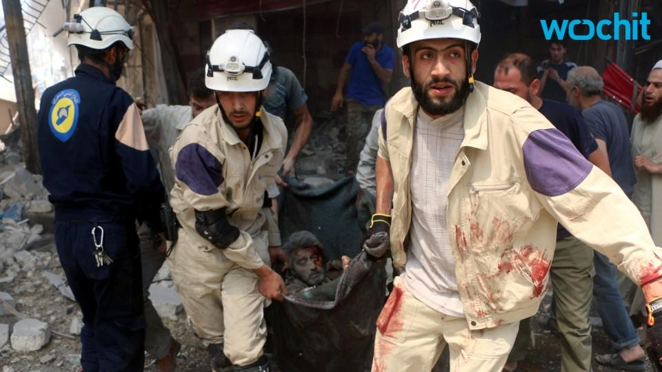 War Worsens In Syria, Doctors Plead For Help