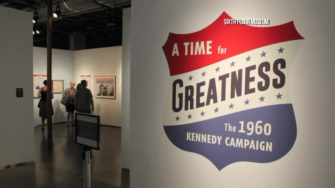 Mysterious 'Vote JFK' Billboards Popping Up Around Dallas