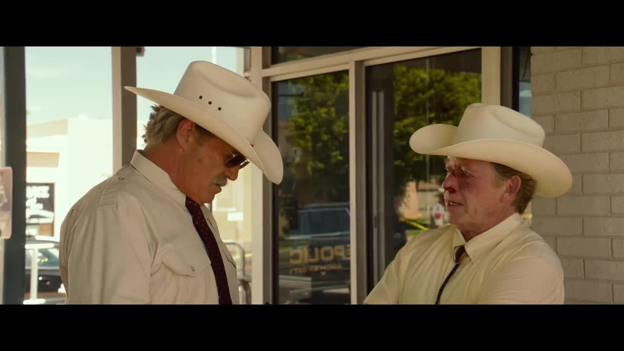 "EXCLUSIVE - Clip: ""Hell Or High Water"""