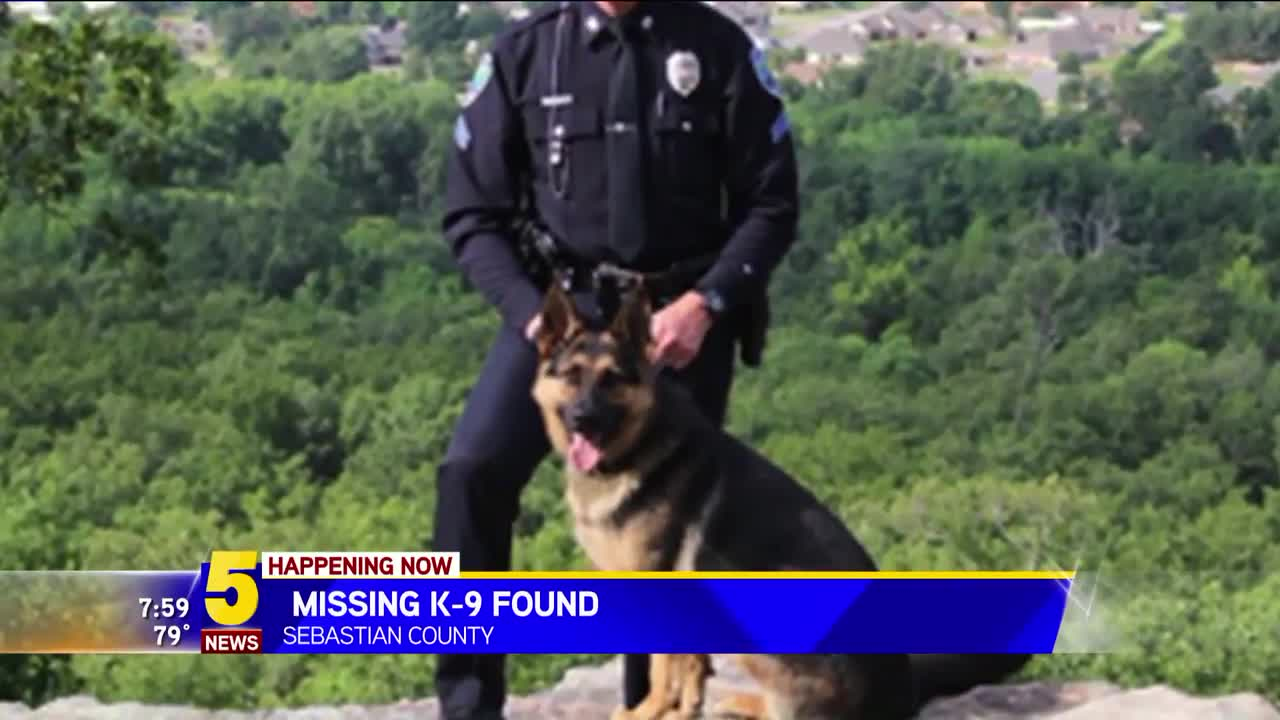 Wounded K-9 Officer Found Alive Two Days After Shooting That Killed Deputy