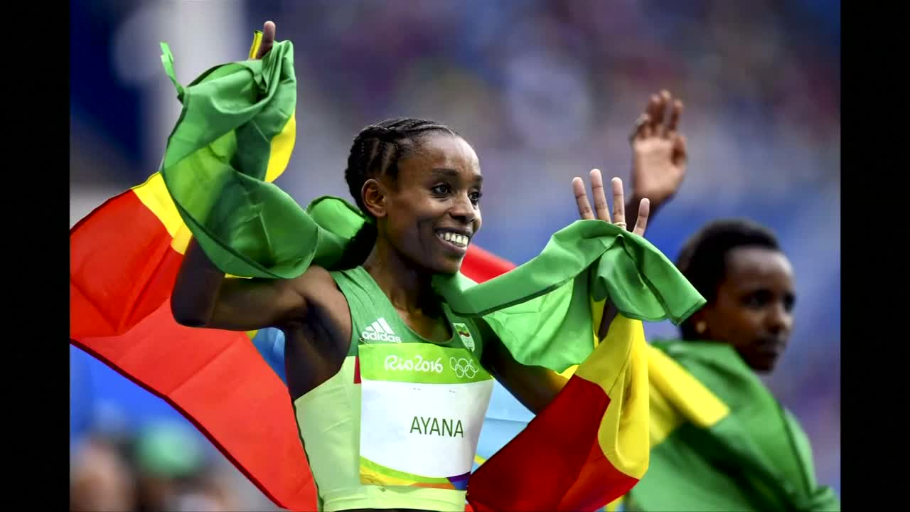 Ethiopia's Almaz Ayana demolishes 10,000m world record