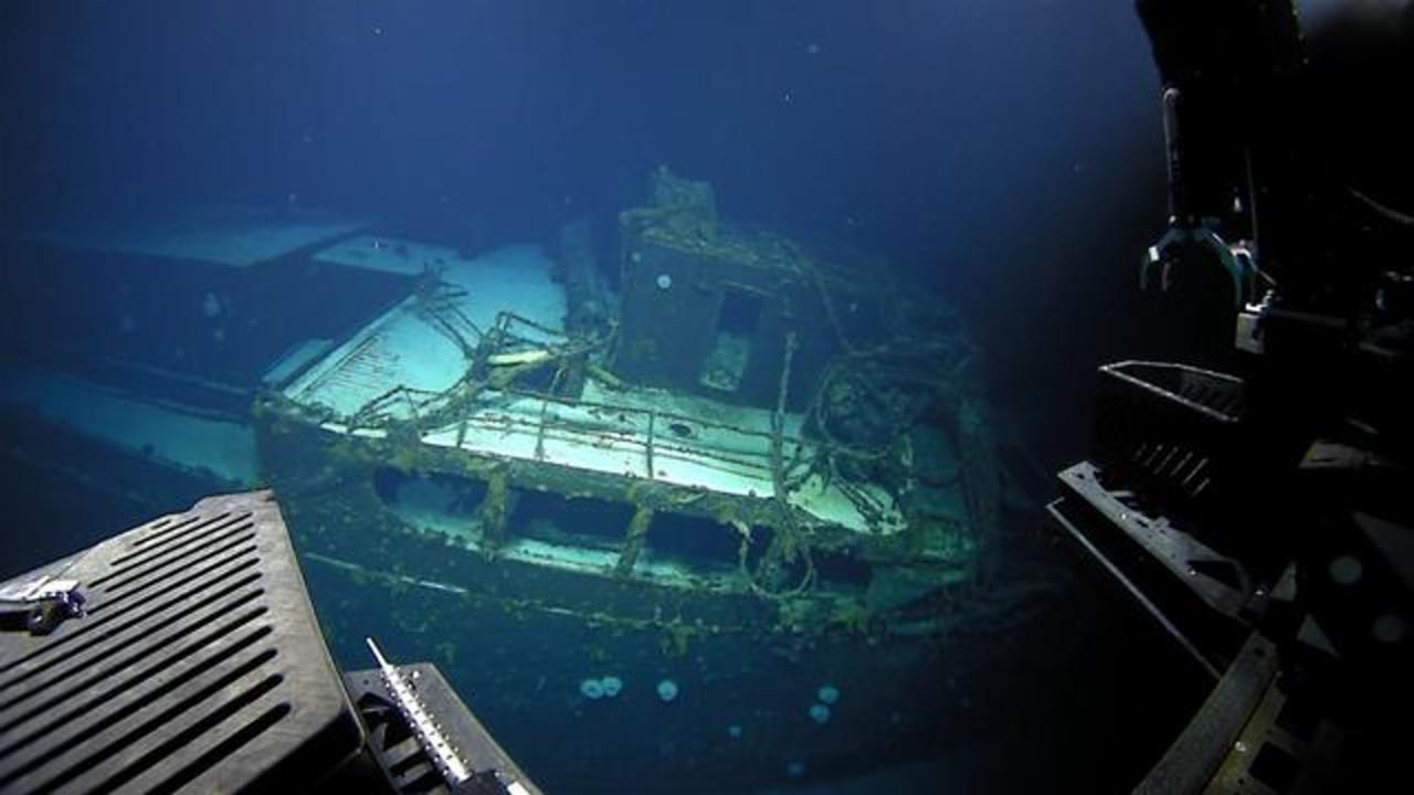 Deep-Sea Exploration Team Finds Wreckage Of Japanese World War II Ship