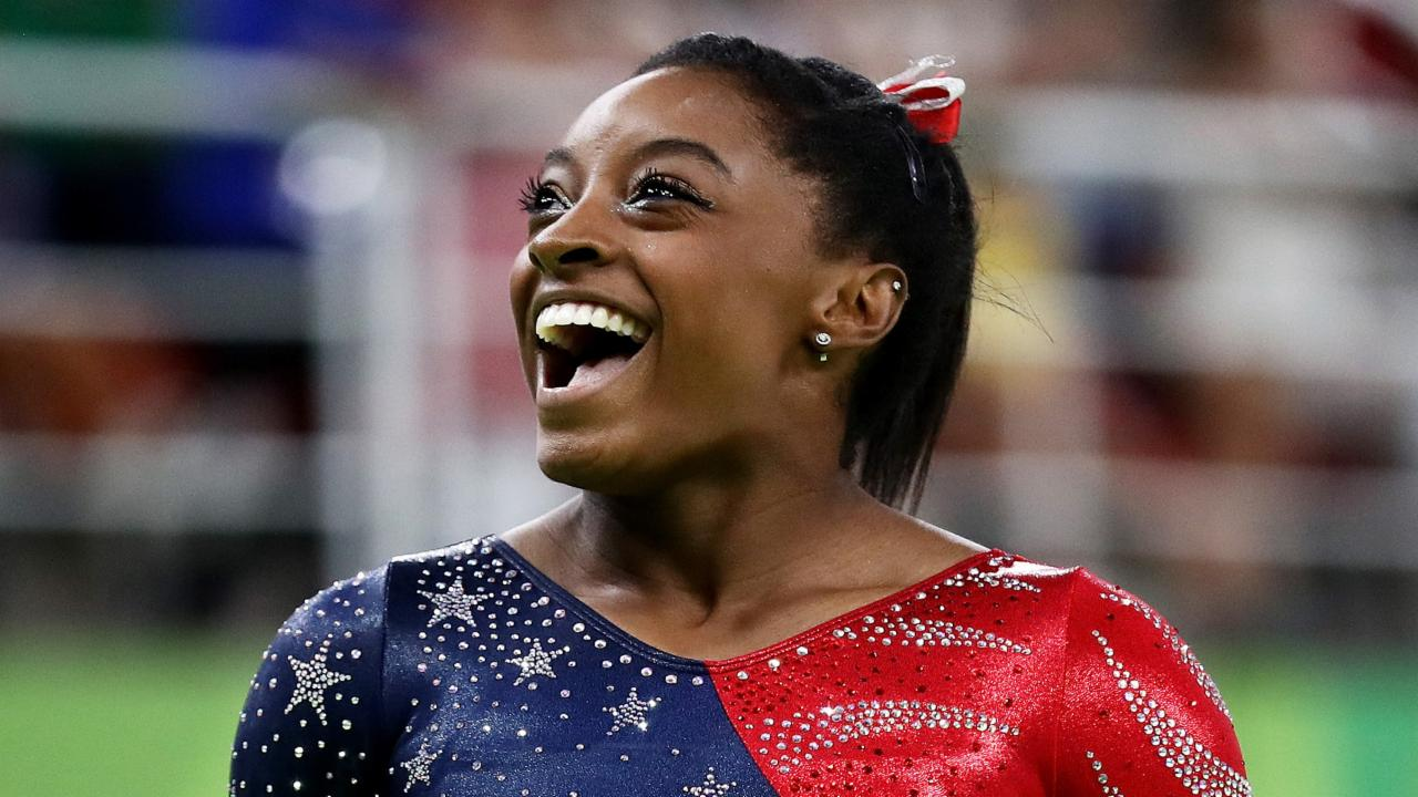 Simone Biles Going On 'Pretty Little Liars'