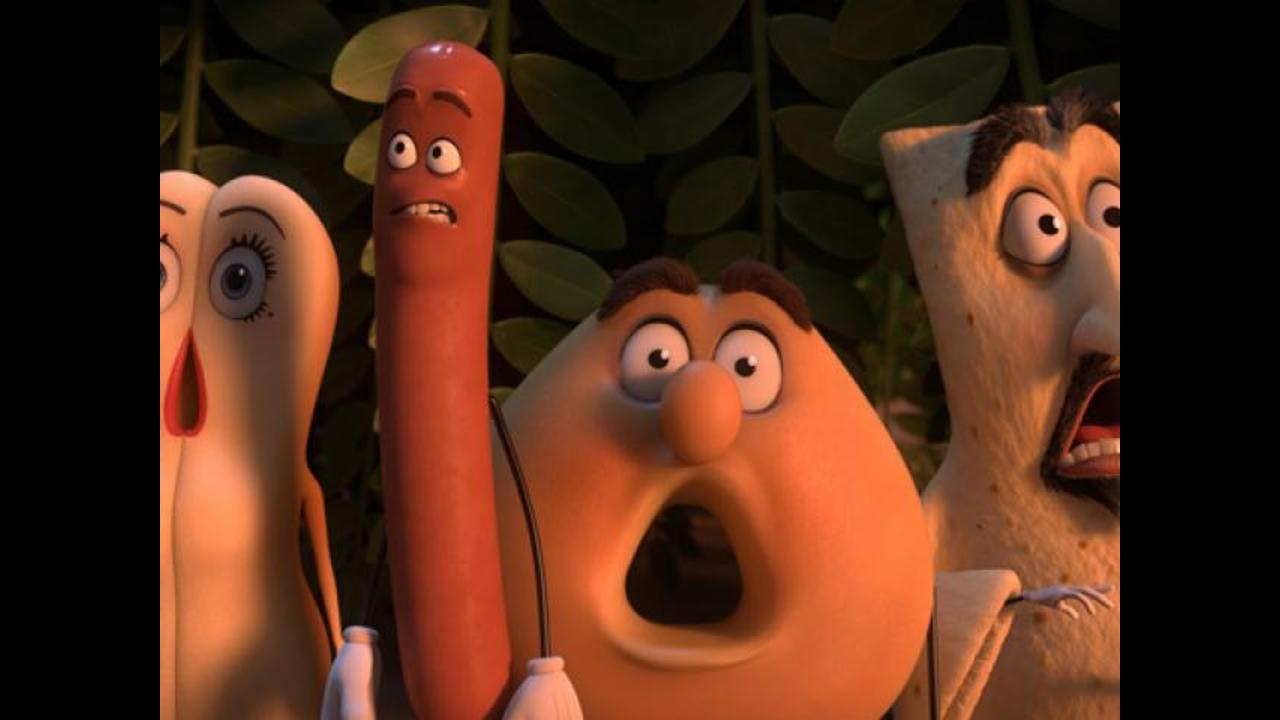 Sausage Party: Video Review