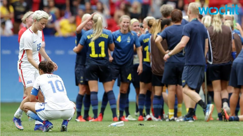 U.S. Women's Soccer Team Twarted From Olympics Final