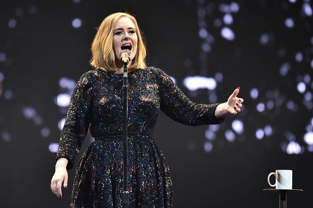 Adele confirms she's not performing at the Super Bowl