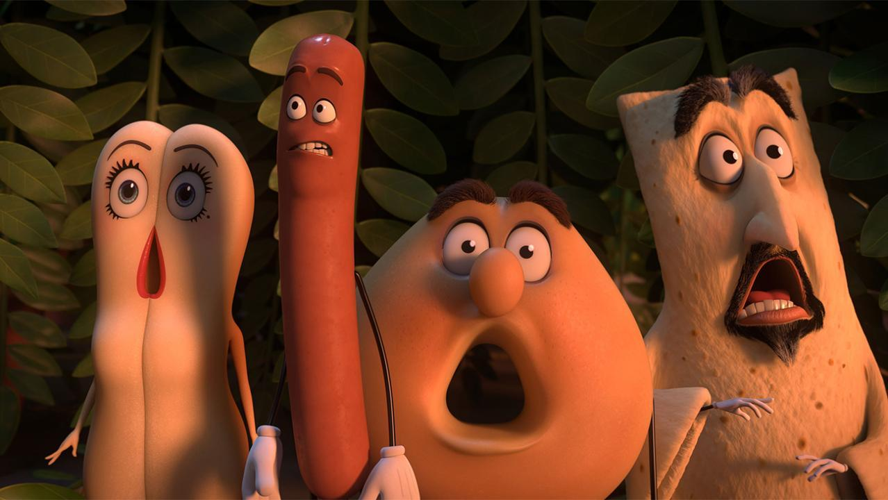 Did 'Sausage Party' Conquer 'Pete's Dragon' at the Box Office? | Top 5 Box Office Report