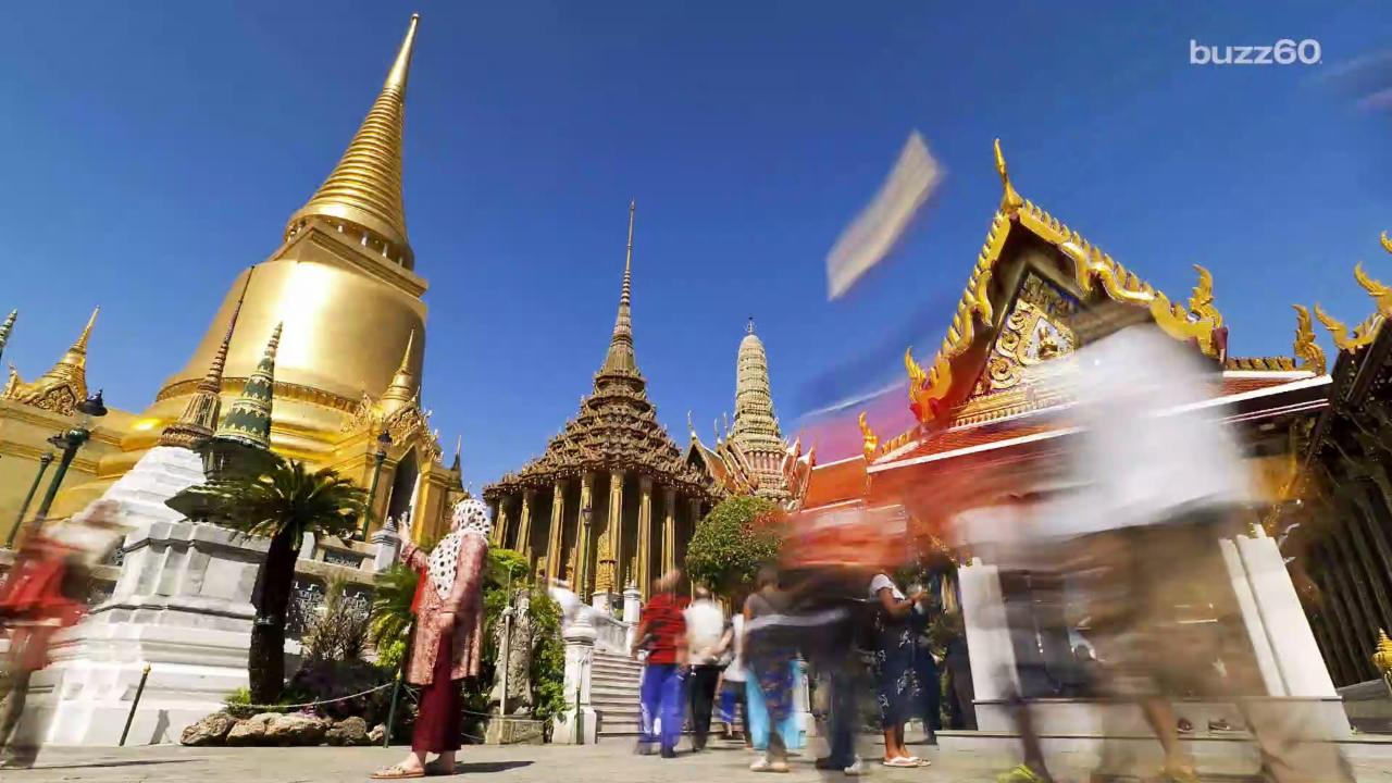 Thailand Has Plan to Track Tourists