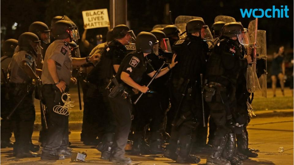 Protesters Are Injured In Milwaukee