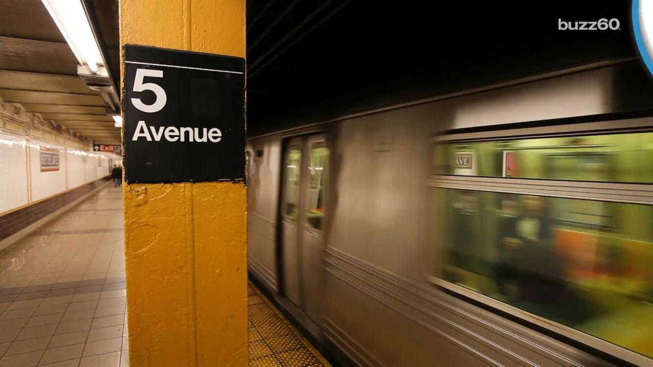 Standing on the Subway Could Help Prevent Heart Attack, Diabetes