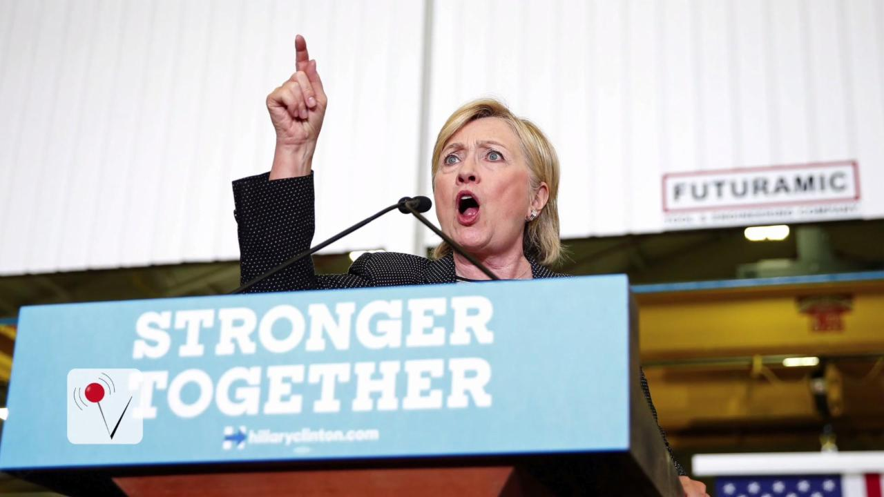 Clinton Removes Statement Supporting One Group from Website