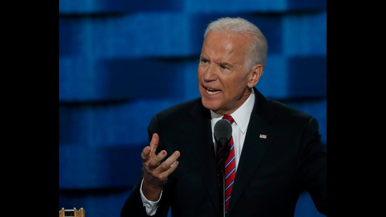 Joe Biden criticizes Trump for increasing threat to US troops abroad
