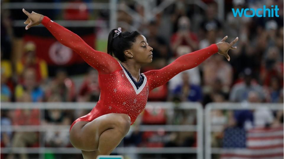 Simone Biles Stunningly Loses At The Olympics
