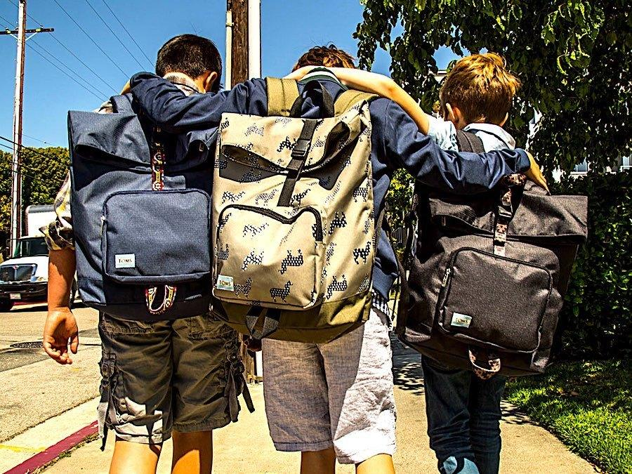 Top 3 Backpacks for Back to School