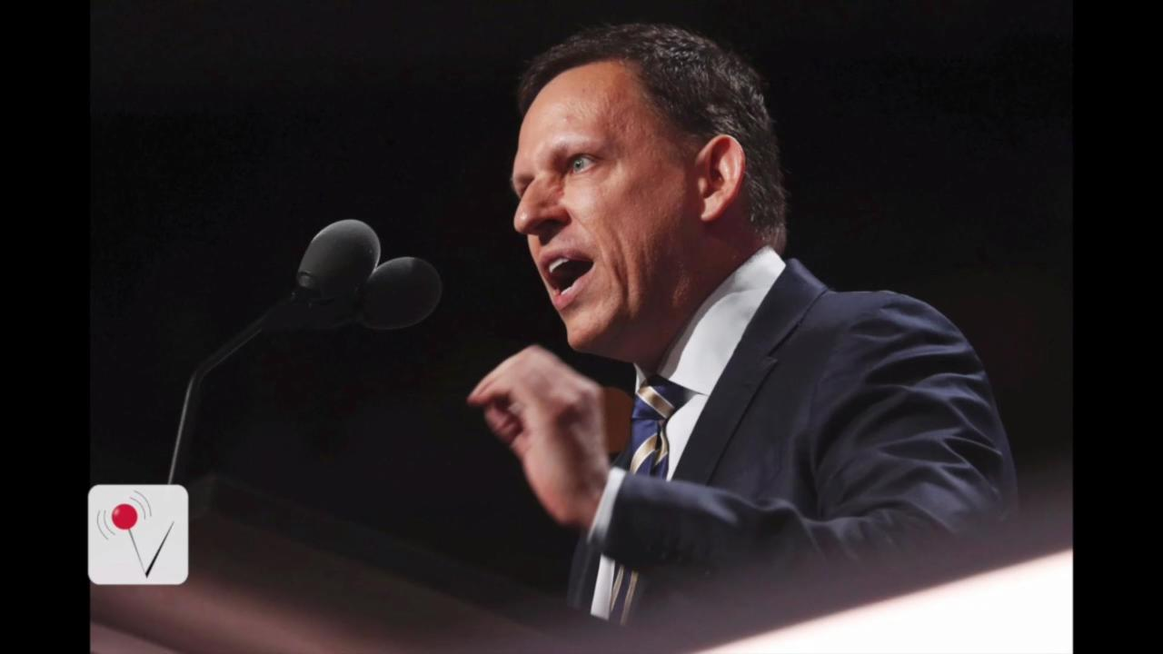 Peter Thiel Pens Scathing Op-Ed Ahead of Gawker Sale