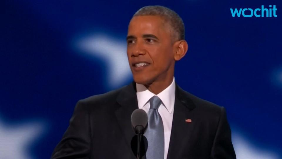 Obama Warns Democrats Not To Get Too Overconfident About Clinton Victory