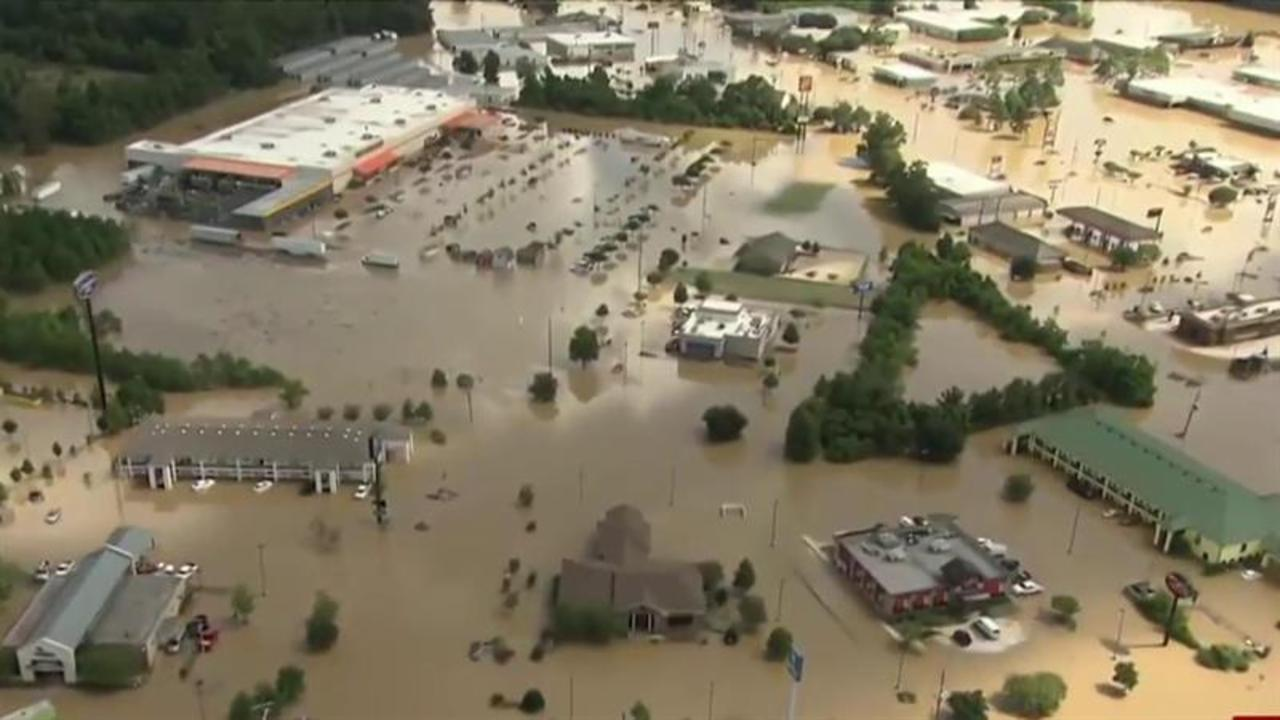 Death Toll Rises to Seven in Louisiana Flooding