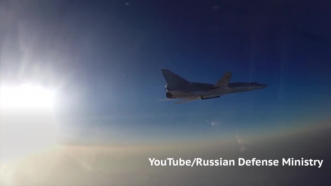 Russia Deploy Bomber Jets To Iran