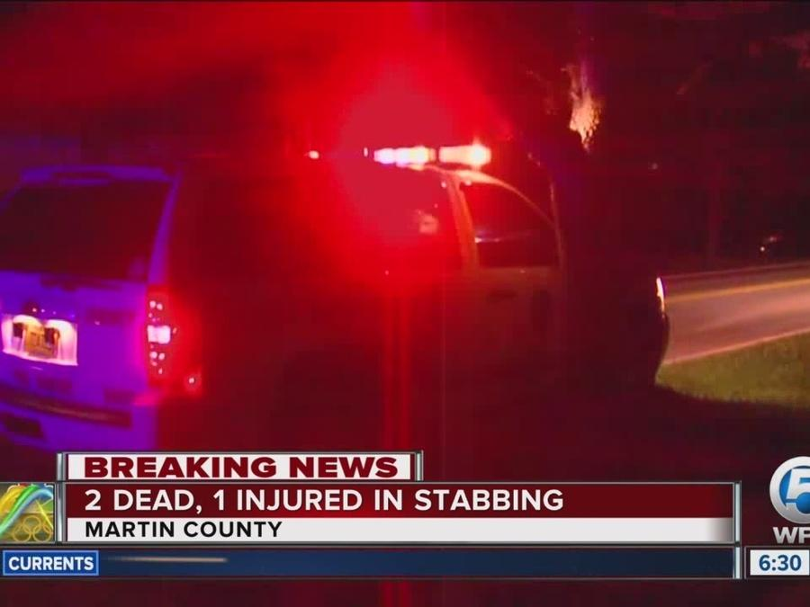 Suspect found biting off pieces of man face in Martin County, Florida