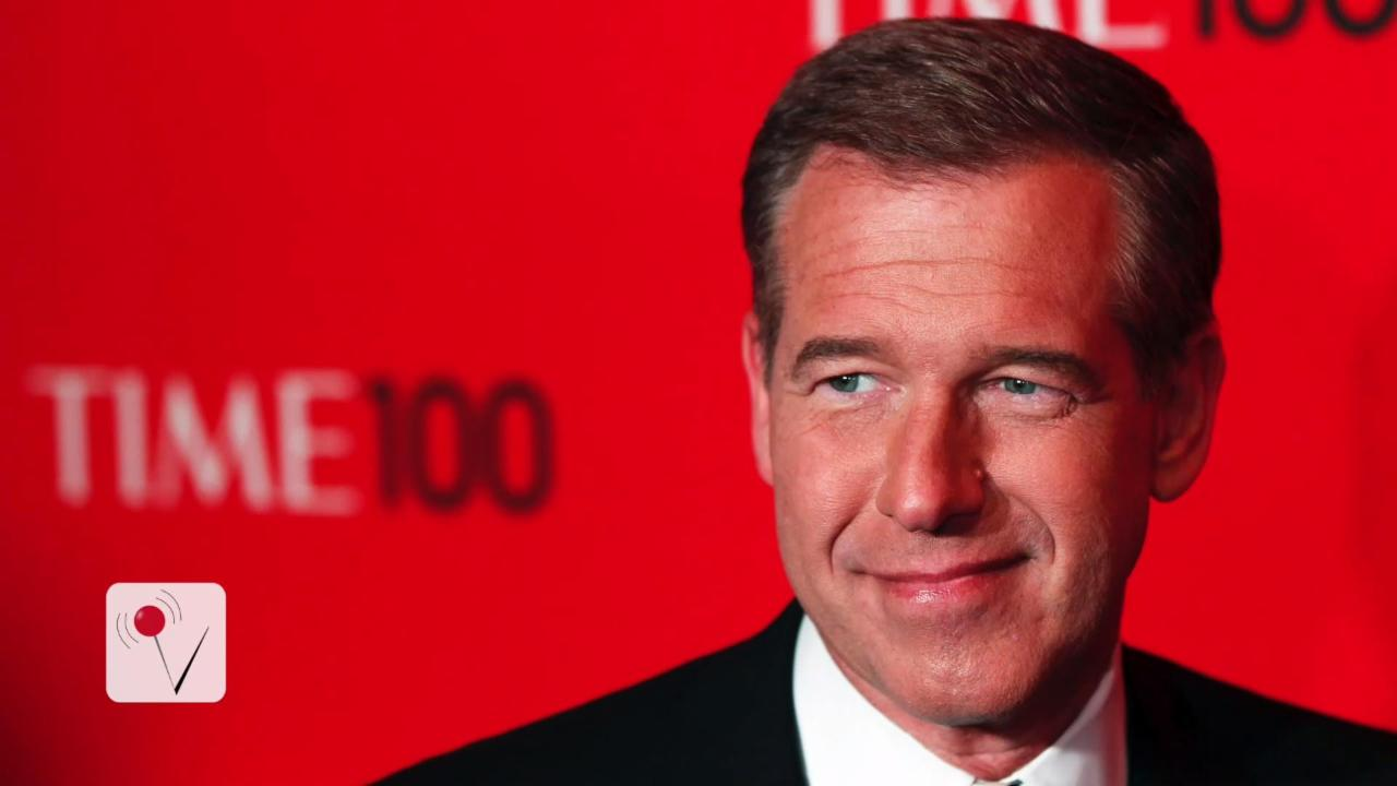 Brian Williams Likely To Get Nightly Time Slot On MSNBC