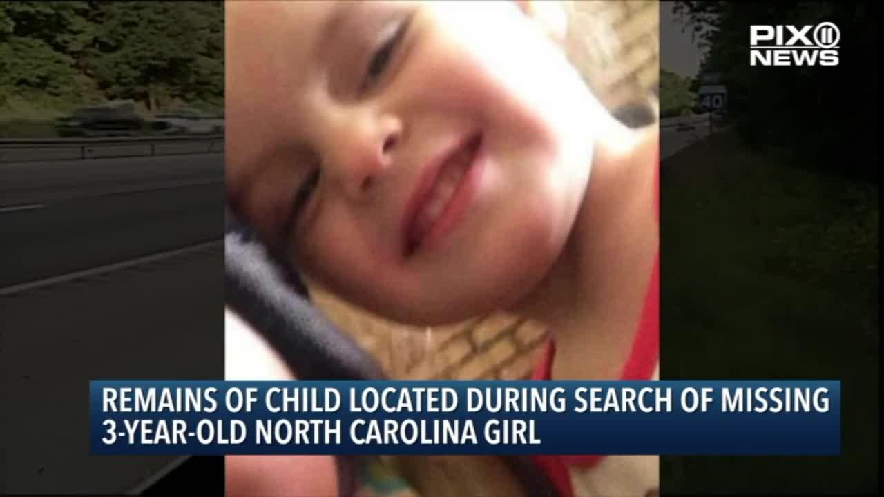 Human Remains Found During Search for Missing Toddler in North Carolina