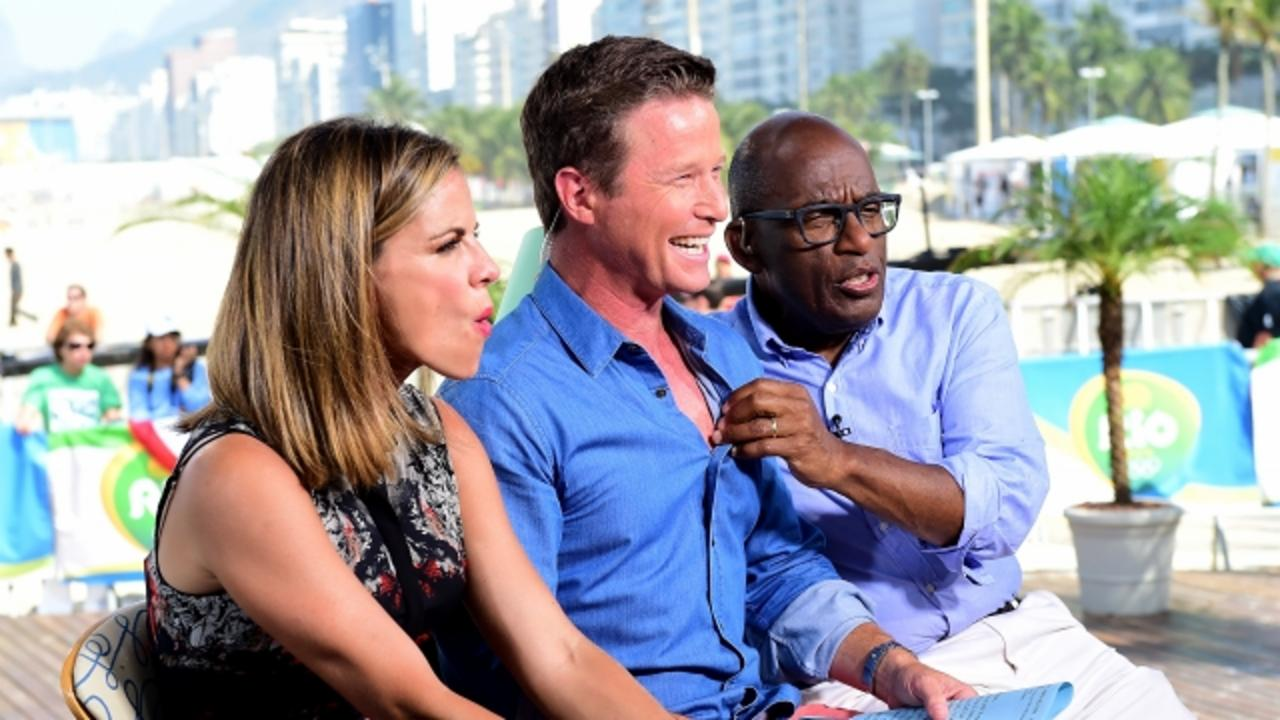 Page Six Says Billy Bush May Be an Outcast on 'Today' Show