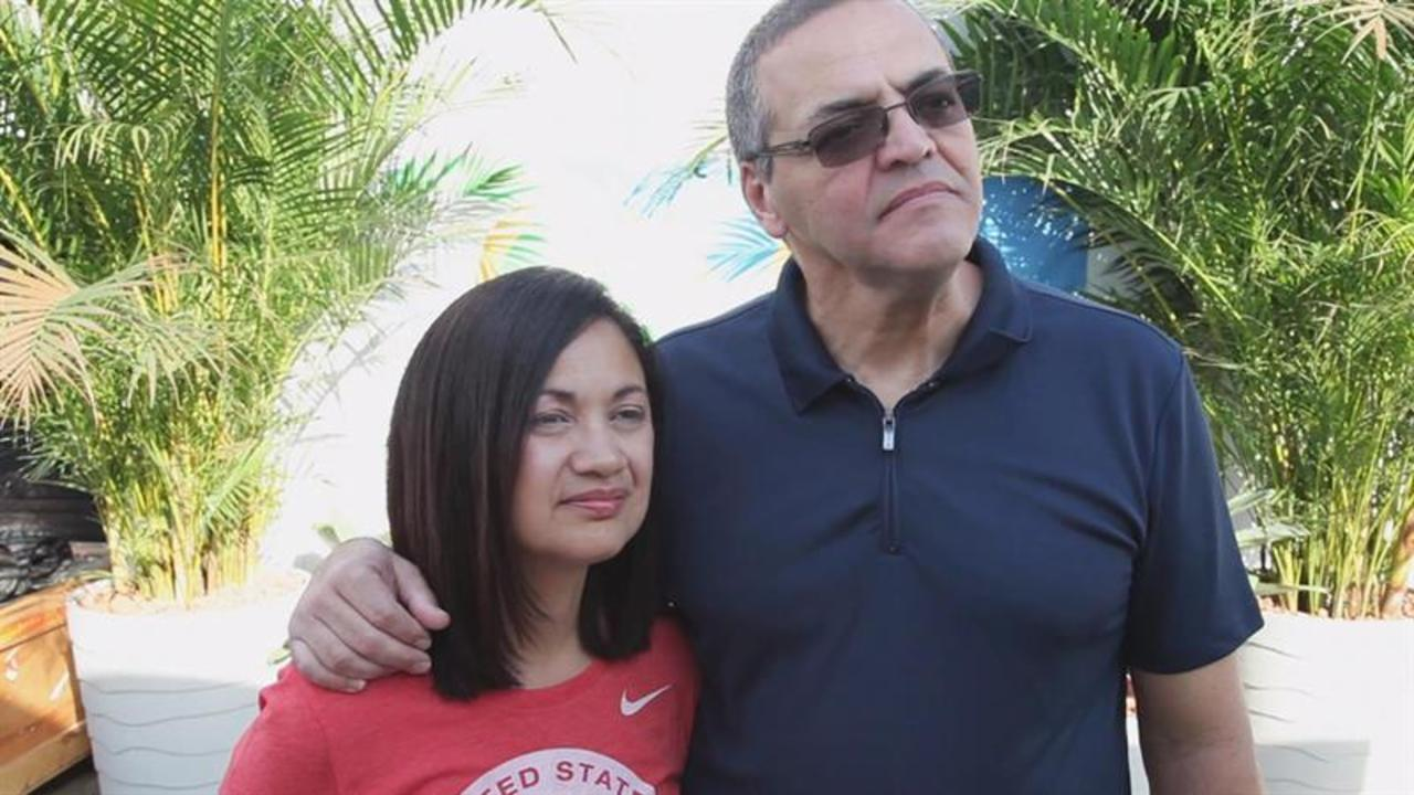 Laurie Hernandez's parents watch viral throwback video: 'It just wows us'