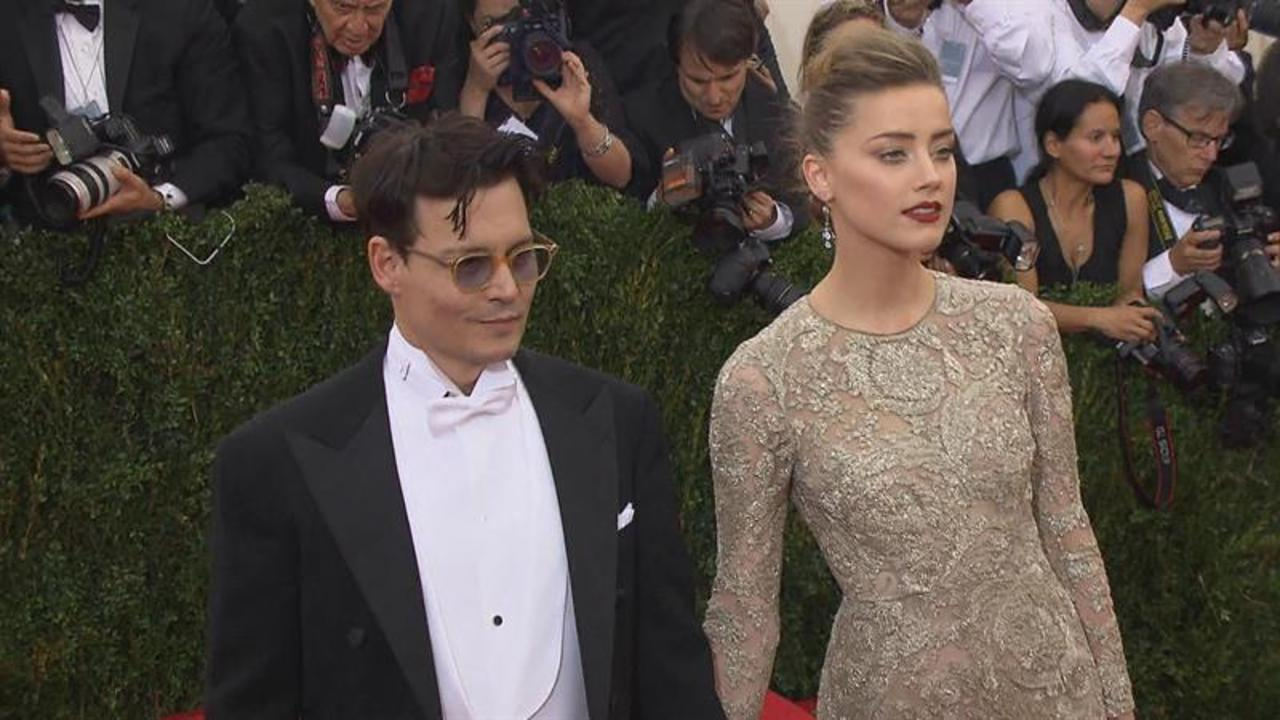 Amber Heard and Johnny Depp Reach Divorce Settlement