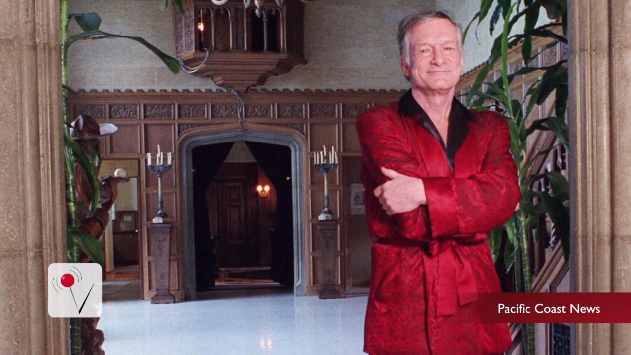 Playboy Mansion Sells for Staggering Sum