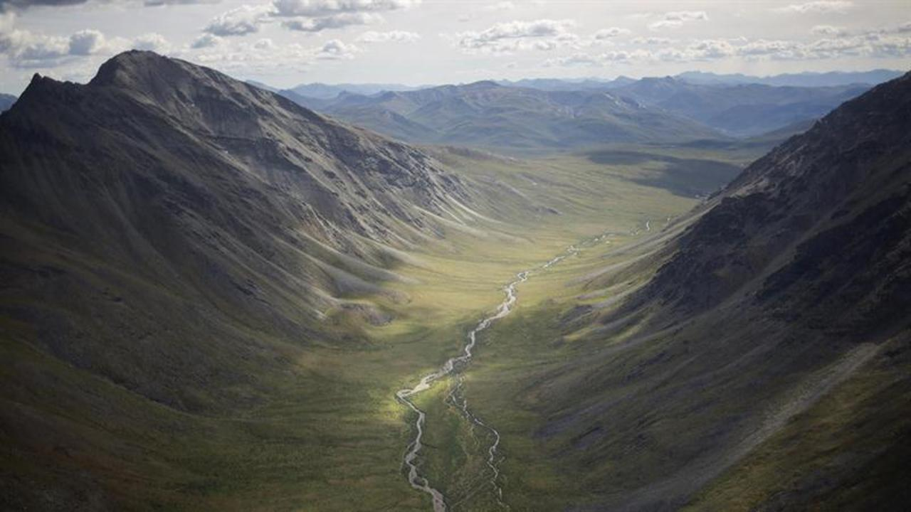 Scientists Explore Lands Untouched by Man in Alaskan National Park