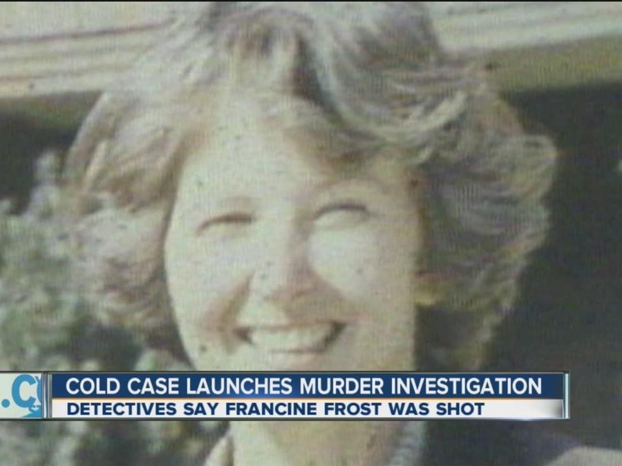 Frost Cold Case Launches Murder Investigation