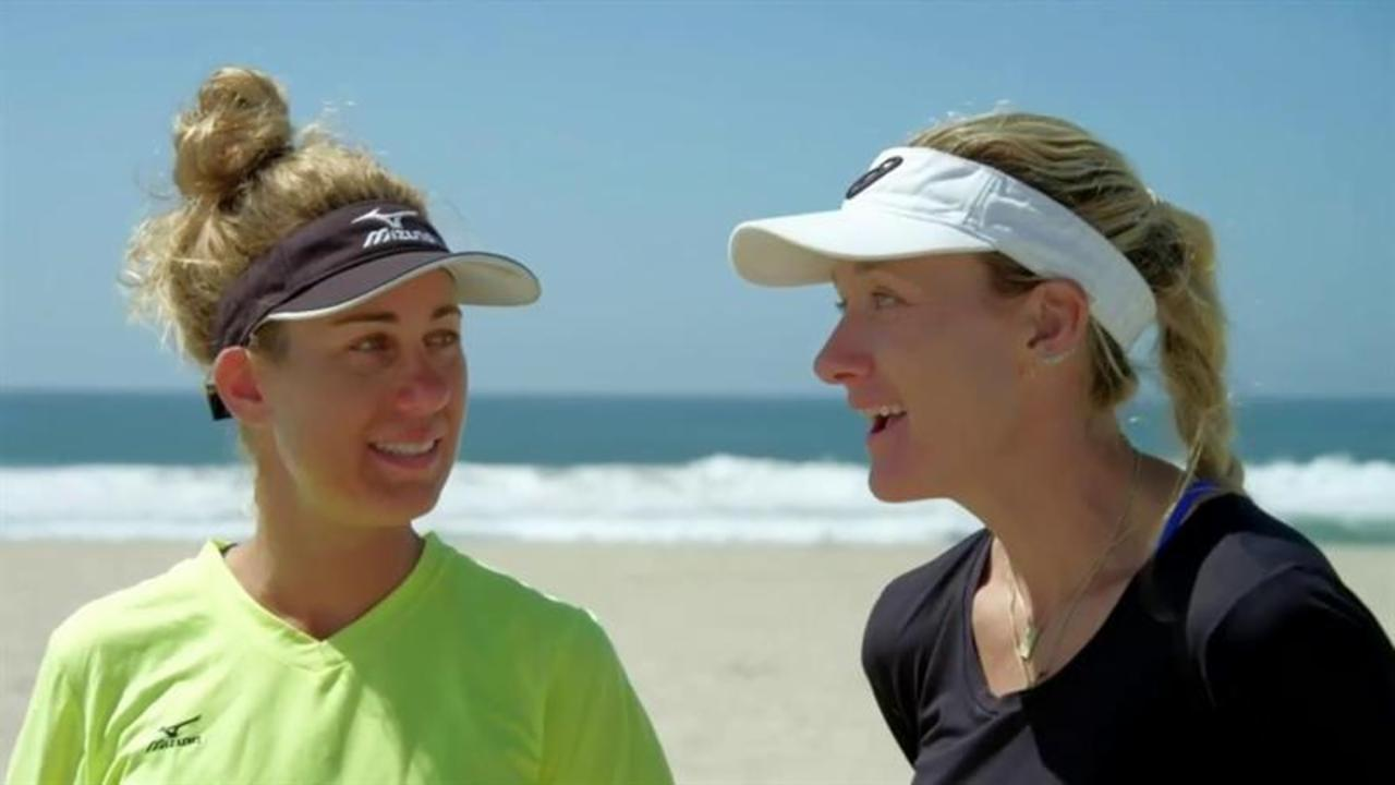 Kerri Walsh Jennings and April Ross: America's Dynamic Volleyball Duo