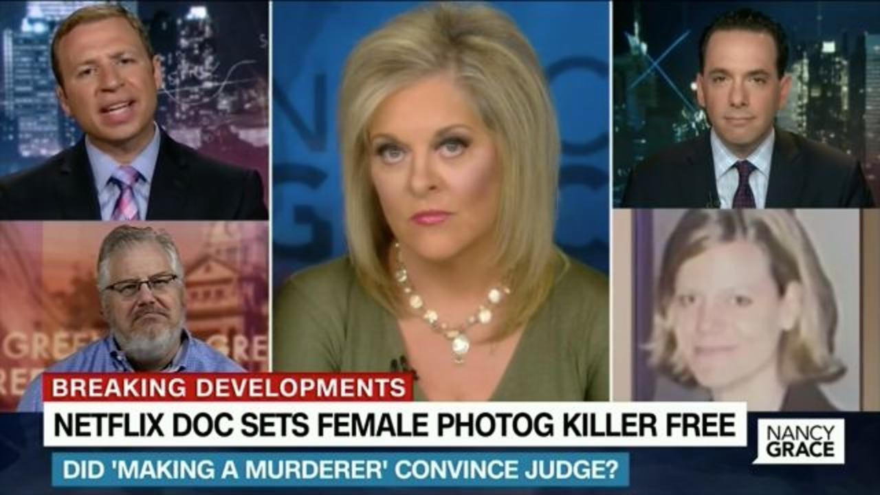 Nancy Grace Disagrees With Dassey's Overturned Conviction